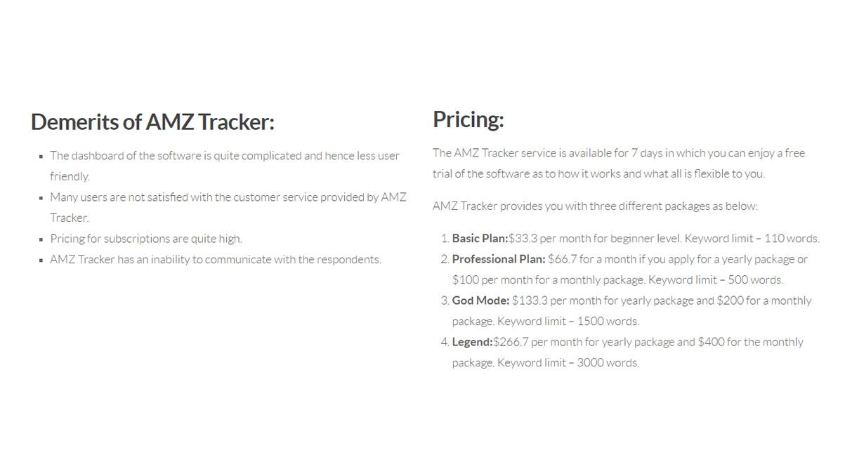 tracker pricing - Apmayssconstruction