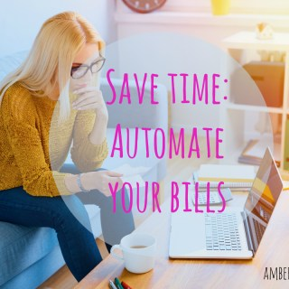 Automate your bills