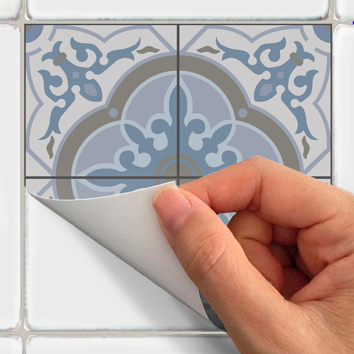 Cuisine De Assia 60 Stickers Carrelages Azulejos Assia Cuisine Carrelages