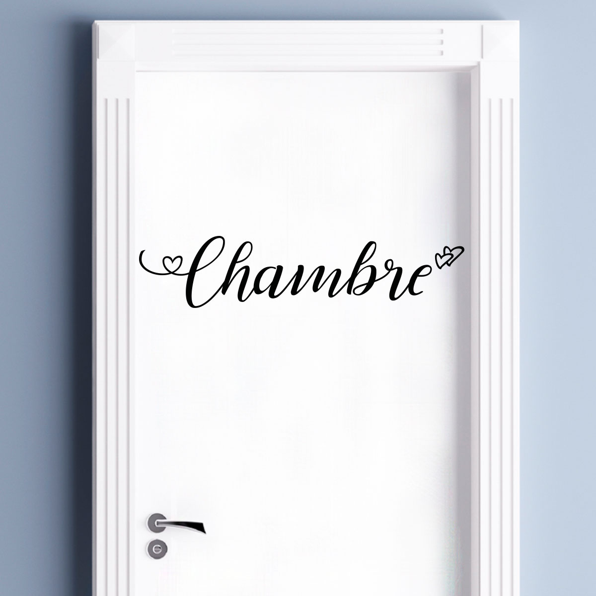 Stickers Deco Chambre Sticker Porte Chambre Amoureuse Stickers Fêtes Stickers