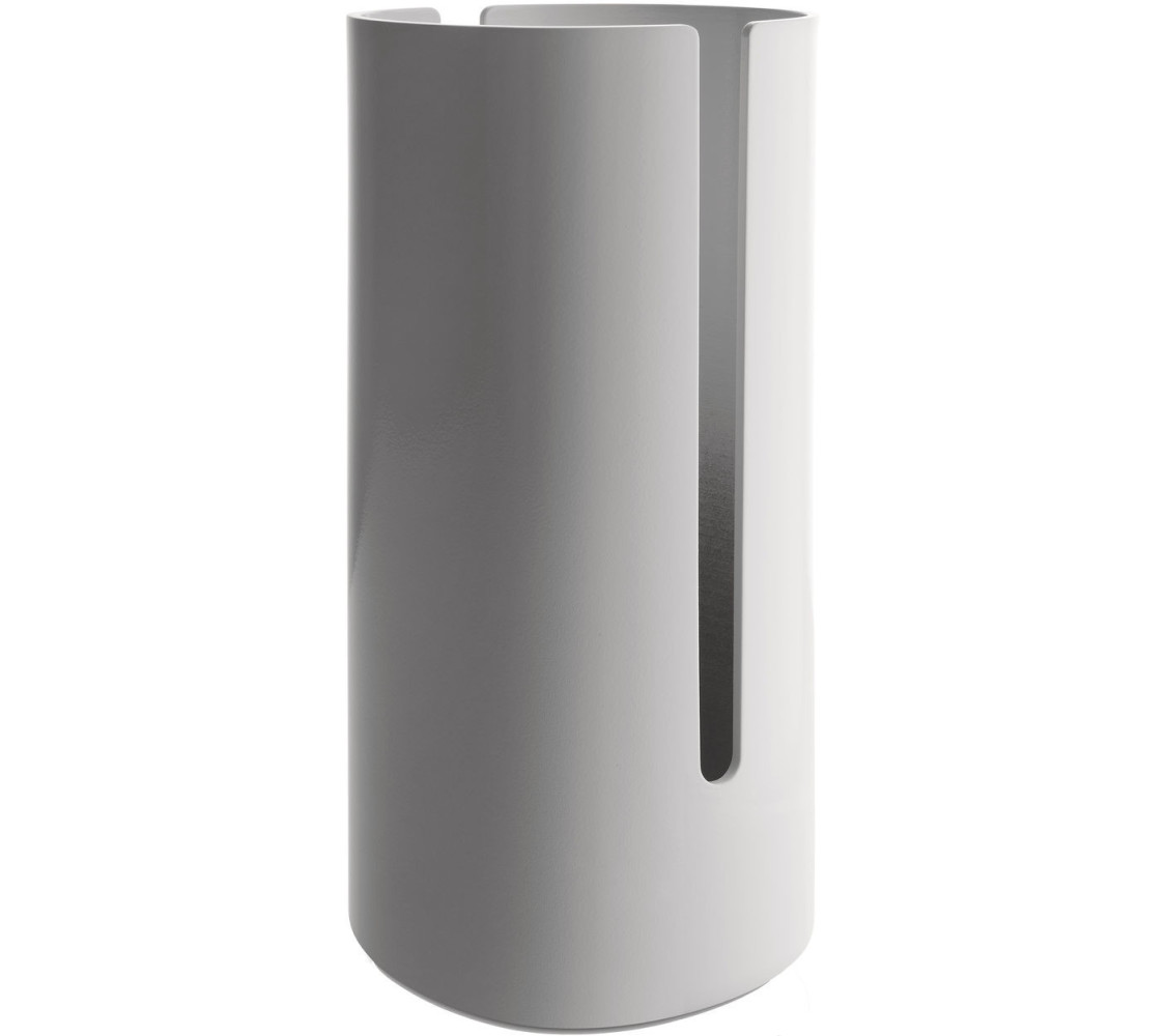 Wc Rollen Container Alessi Pl18 W Birillo Wc Papier Container Weiß