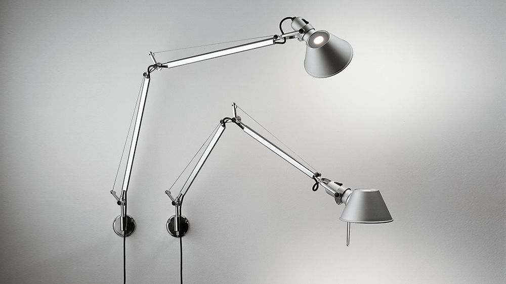 Lampara Estudio Led Lámpara Pared Tolomeo | Àmbit
