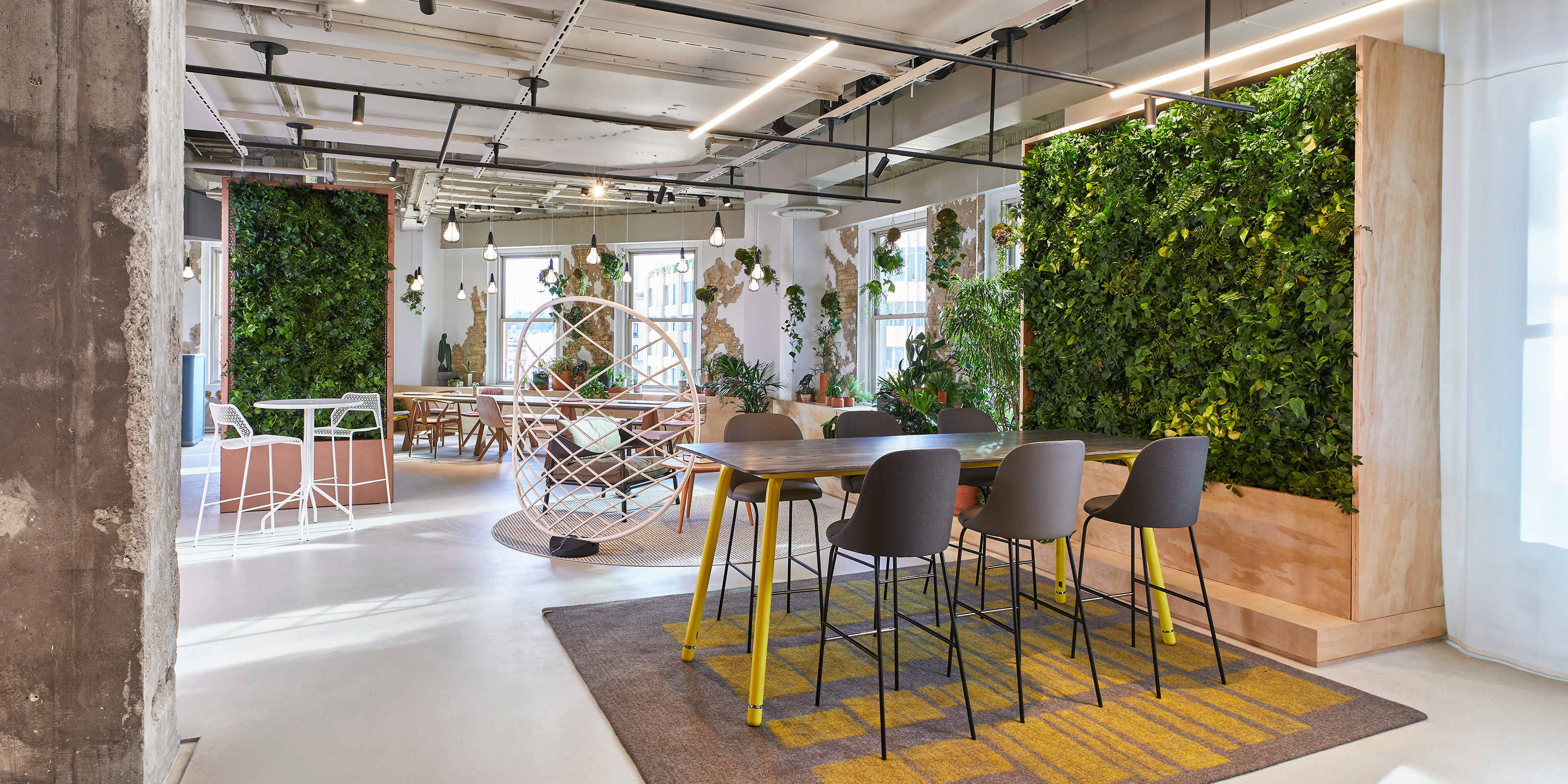 Creative Office Reception Design Introducing The Office Design Trends Of 2019 And Beyond