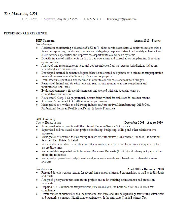 Sample Resumes AmbrionAMBRION - Minneapolis Executive Search - Executive Sample Resumes