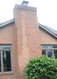 Leaking Chimney - American Chimney & Masonry