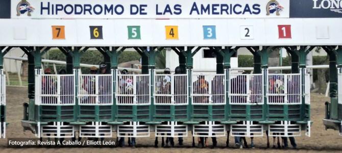 Domingo familiar en el Hipódromo de Las Américas.