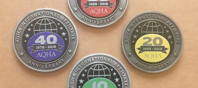 AQHA entrega reconocimiento por los 50 años de la Asociación Mexicana Cuarto de Milla