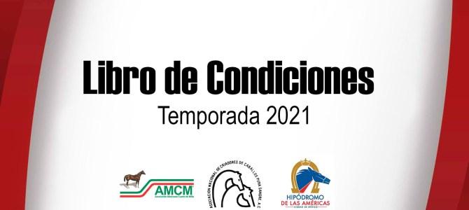 Libro de Condiciones Temp 2021 y Clásicos 2021