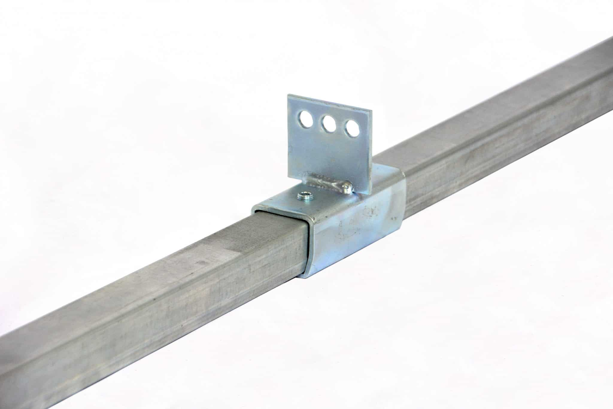 Industrial Curtain Tracks Chain Or Beam Type Mounts