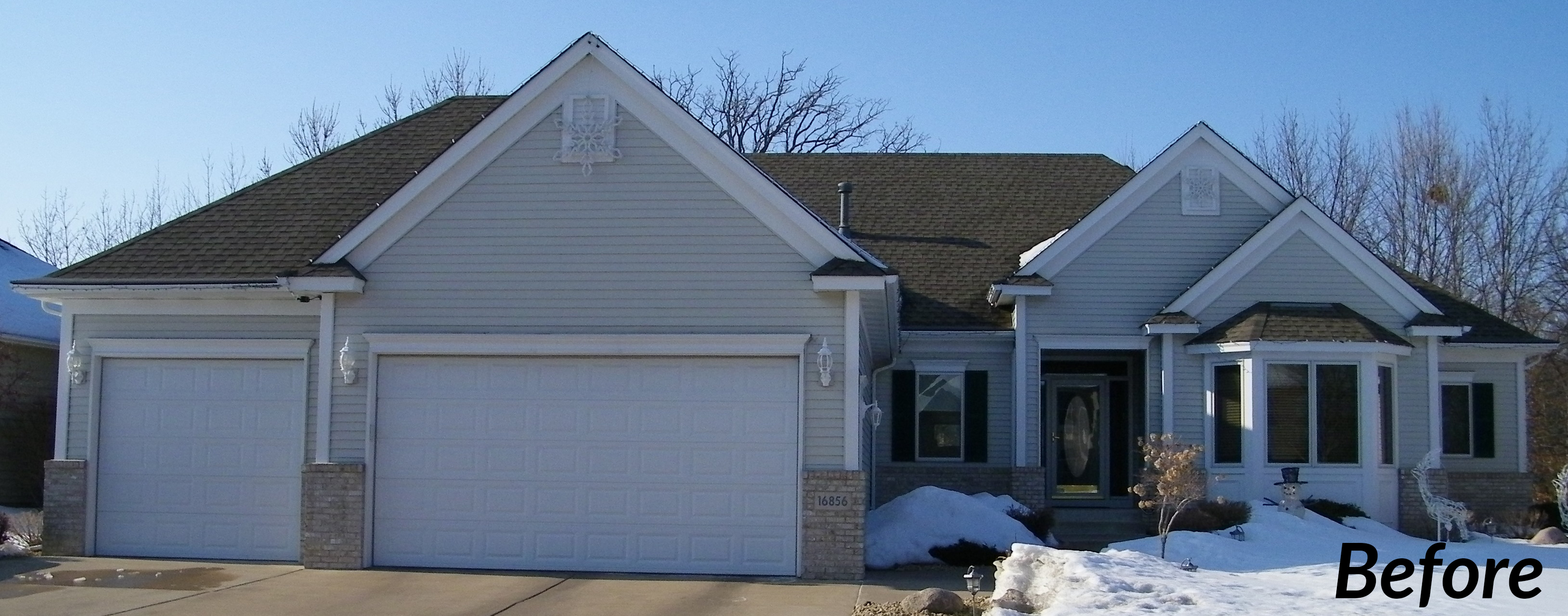 Maple Garage Doors Want To Improve The Value Of Your Home Amek Home Remodeling