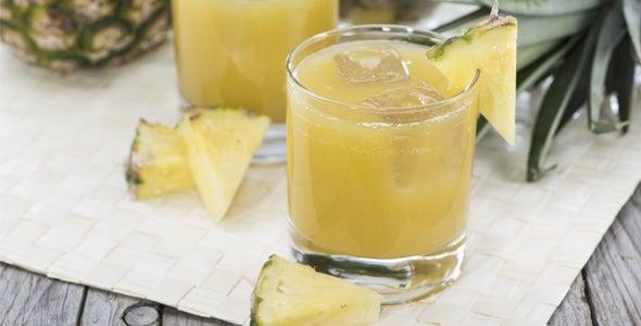 jus-d'ananas