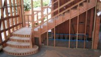 Amendt Stair Framing - Our Work