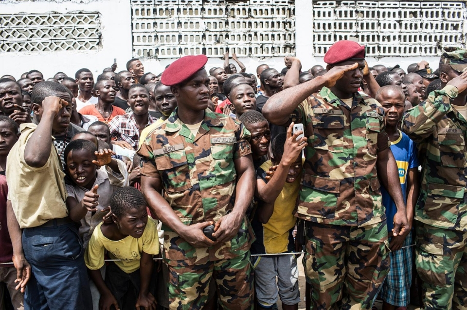 Sofa U Too Small To Succeed? Liberia's New Army Comes Of Age | Al
