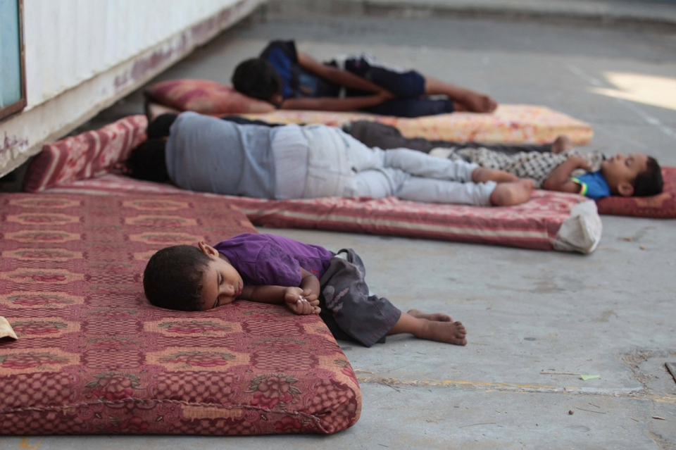 The Untold Casualty Of The Conflict In Gaza Sleep Al
