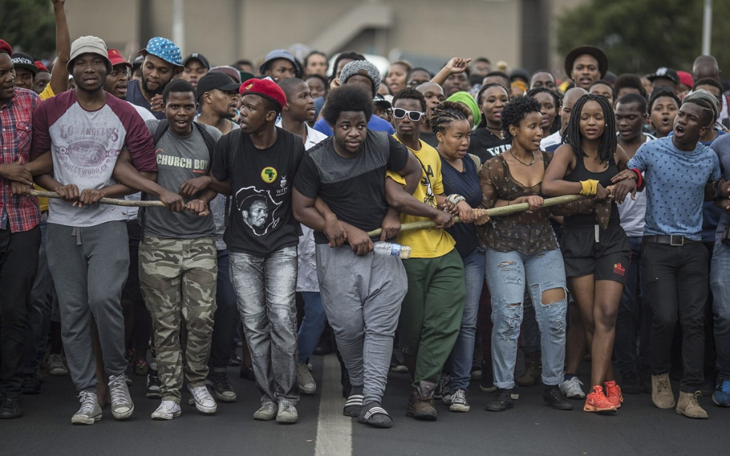 South African Students Have Had Enough Al Jazeera America - Study Online In South Africa