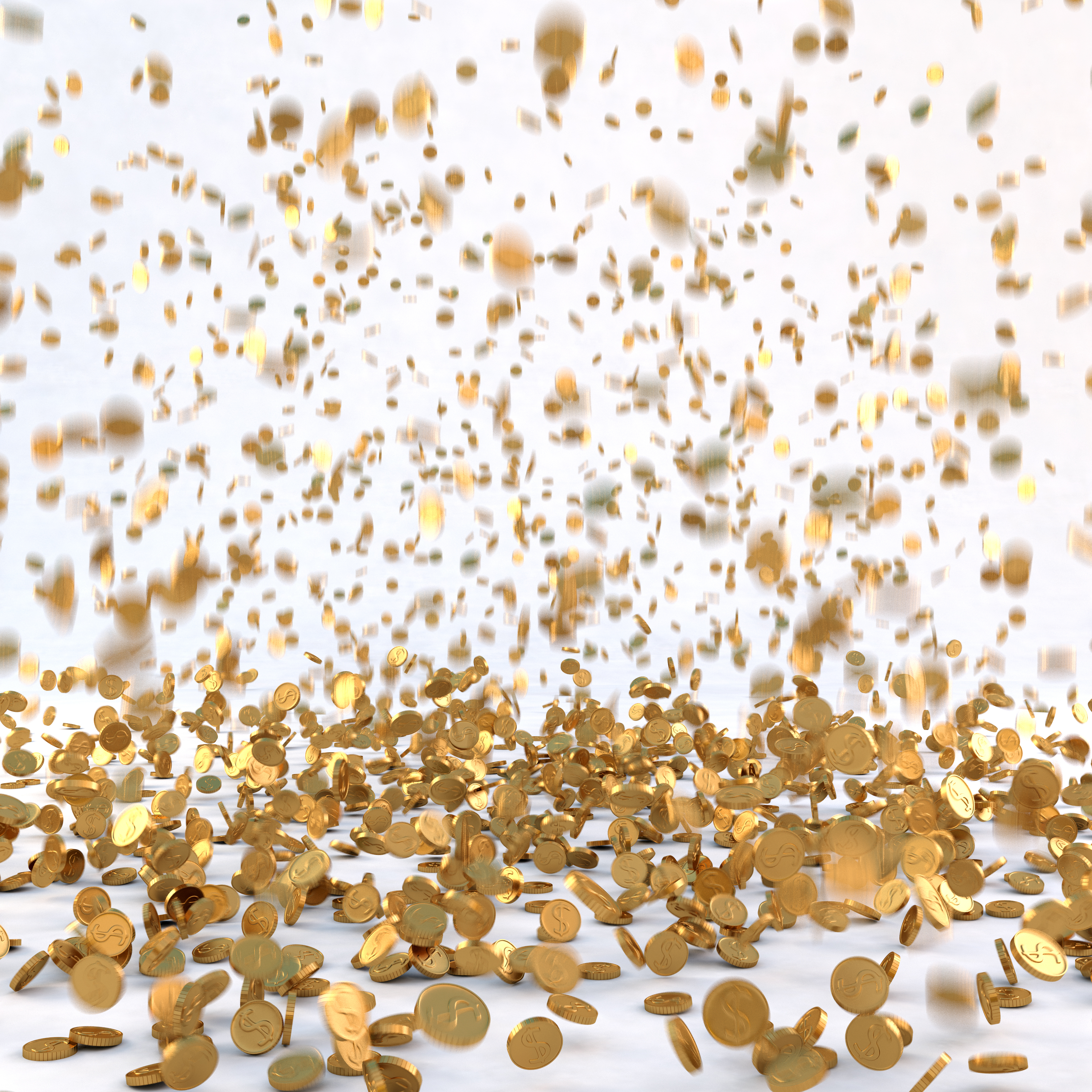 Falling Money Hd Wallpaper Gold Coins From Sky America And The Global Economy
