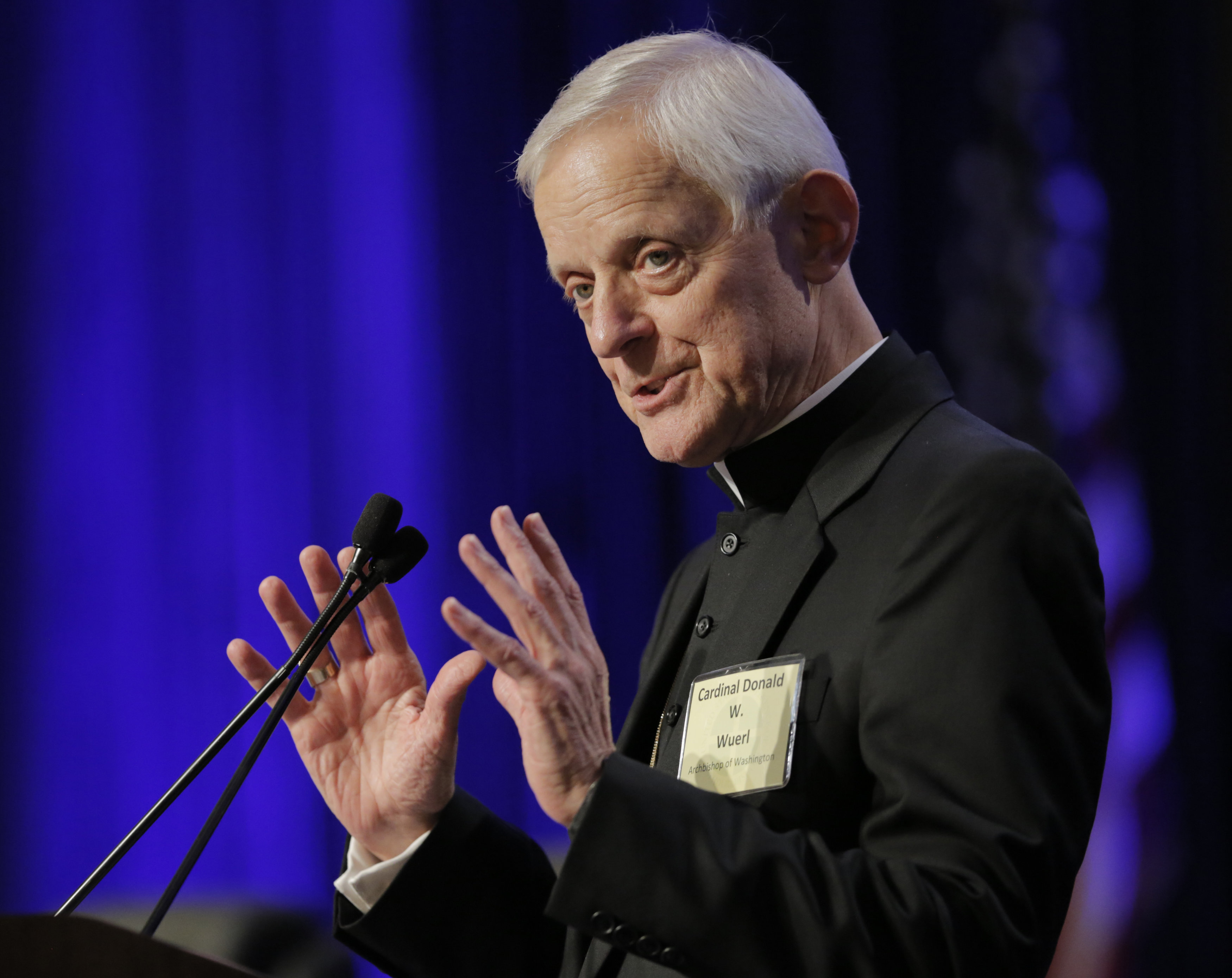 Sedia Gestatoria Definition Cardinal Wuerl Pope Francis Has Reconnected The Church With