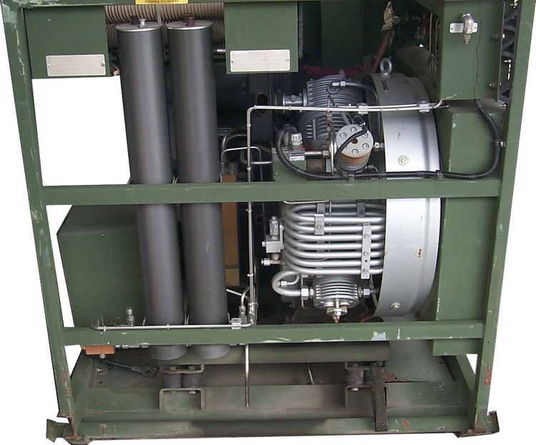 Bauer Units Used Breathing Air Compressors For Sale & Rental Or Lease