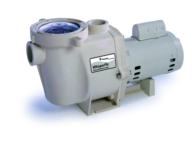 Pentair WhisperFlo Pump WFDS-6 011522 15 HP 230V Dual Speed