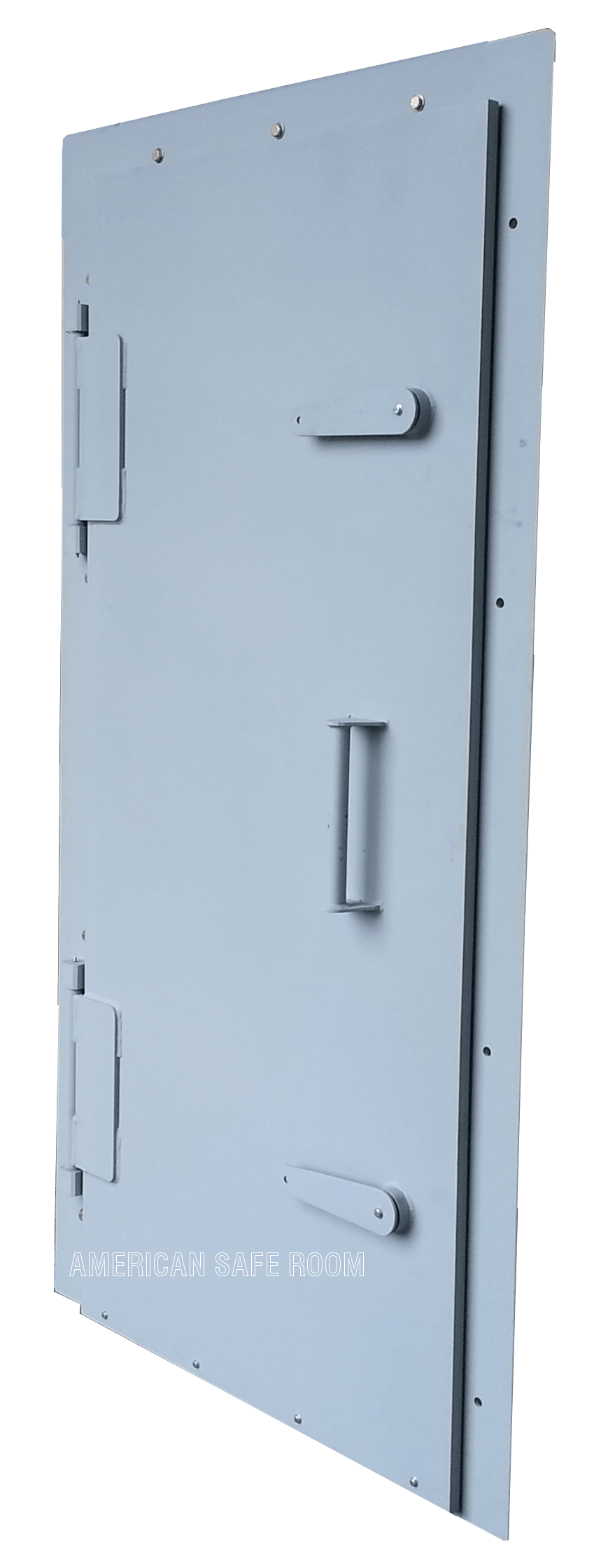 Heavy Weight Door Stop Single Leaf Blast Resistant Doors