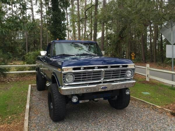 Ford F250 Mud Truck Ford F100 Ford F150 Classic