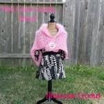 Pink Cotton Candy Shawl