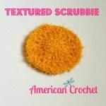 Textured Scrubbie