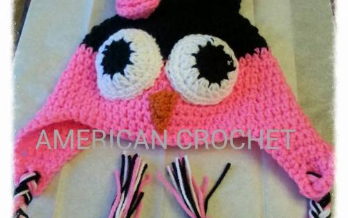 My Latest FREE Pattern ~ Ally the Owl