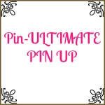 Pin ULTIMATE PIN UP Button