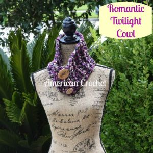 Romantic Twilight Cowl