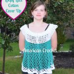 Loopy Lace Cotton Cover Up