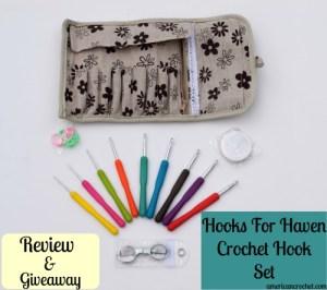 Hooks For Haven Crochet Hooks