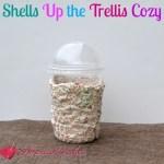 Shells Up the Trellis Cozy
