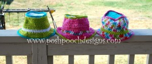 ZAC childrens bucket hat