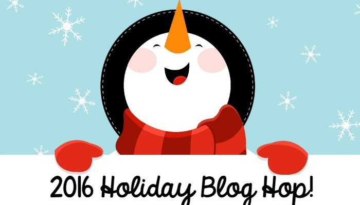 2016 Free Crochet Pattern Holiday Blog Hop Button