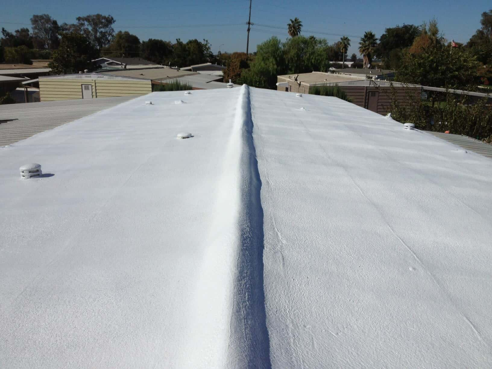 Roofing Tar California Residential Foam Roofing American Foam Experts