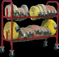 Storage Racks: Fire Hose Storage Racks