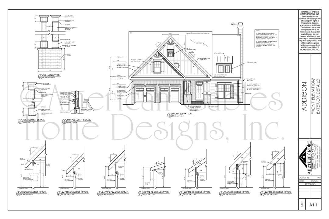 electrical floor plan examples