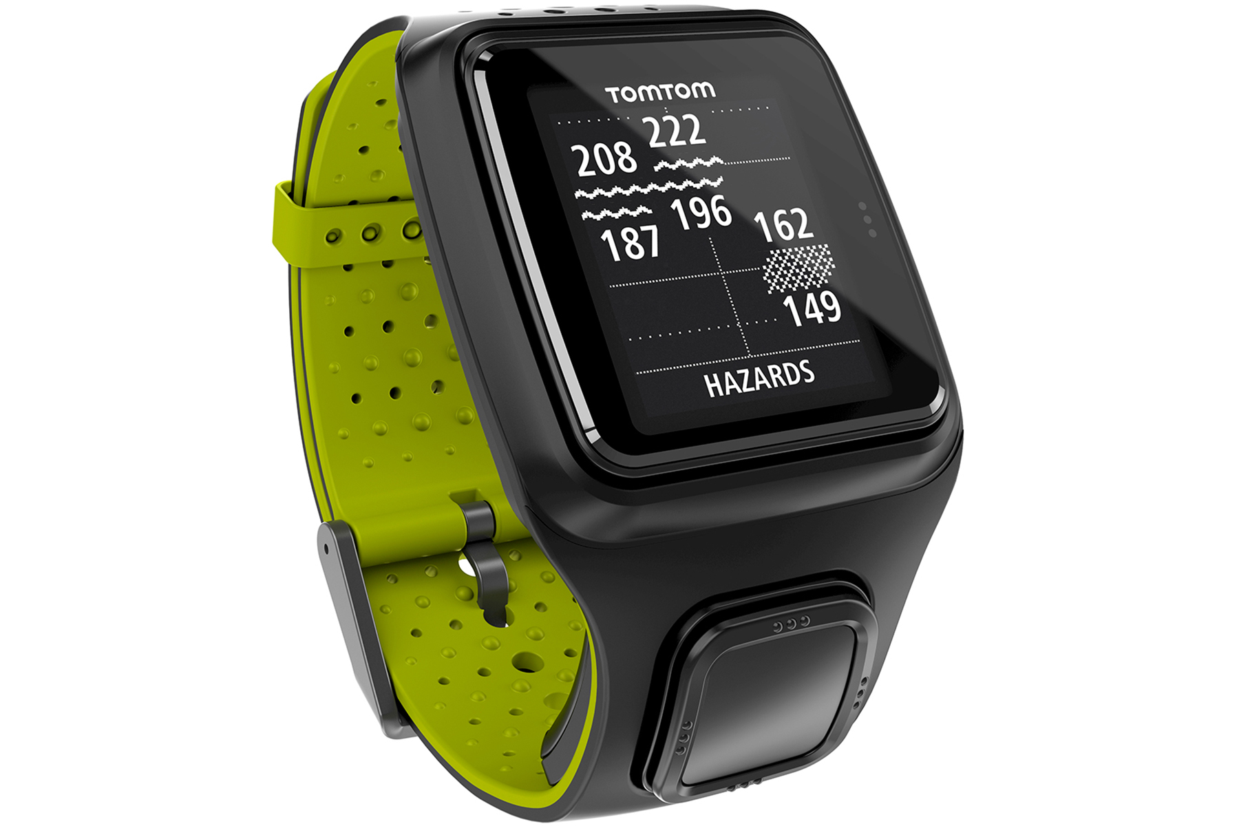 Tomtom Horloge Tomtom Golfer Limited Edition Gps Watch From American Golf