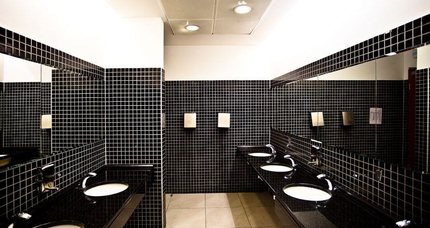 Commercial Bathroom