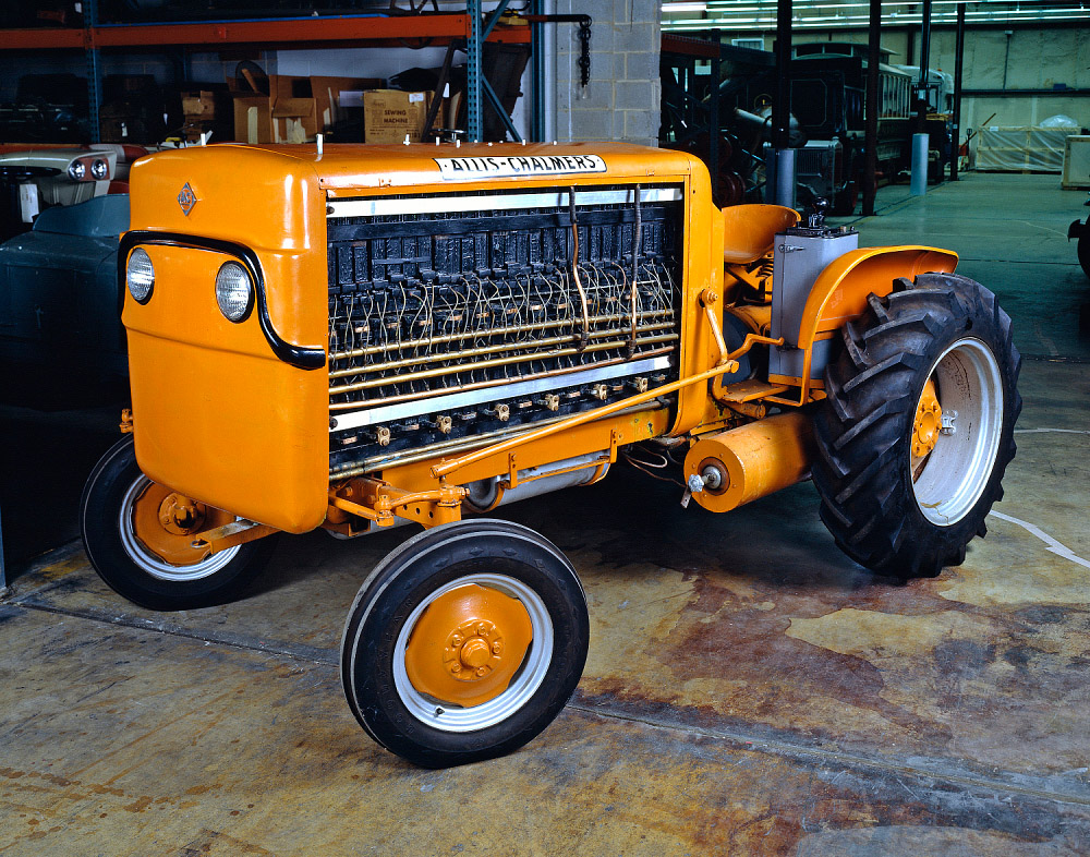 These tractors show 150 years of farming history National Museum