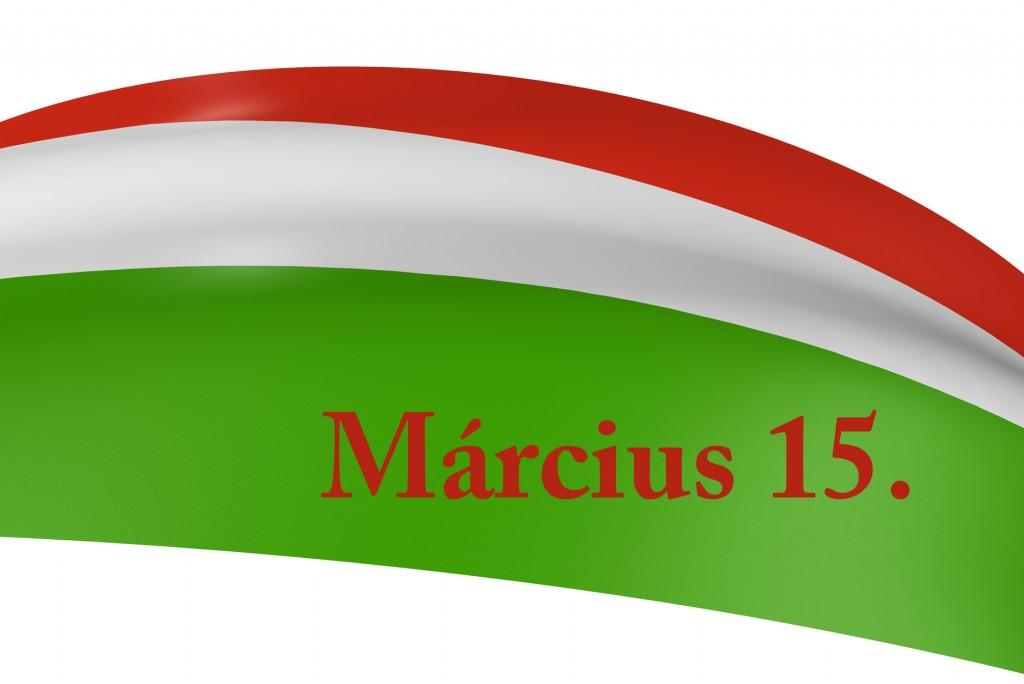 Március 15.-ei nemzeti megemlékezések a Nyugati Parton