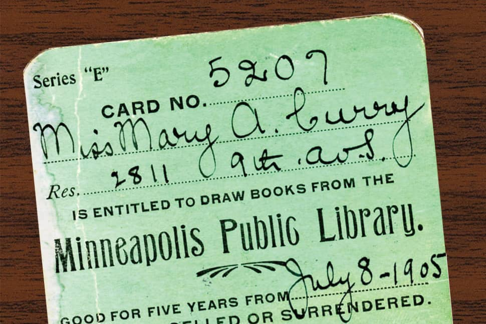 By the Numbers Library Cards American Libraries Magazine