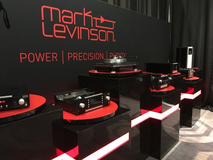 Mark Levinson 2017 Product Range - LA Audio Show