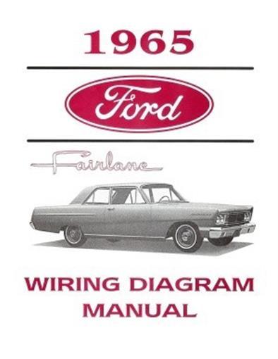 65 Ford Fairlane Wiring Diagram circuit diagram template