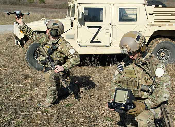 Marine Corps Selects InstantEye sTUAS Systems (See in Action, Video