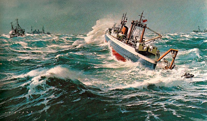 American Society Of Marine Artists Asma Hall Of Fame Gallery