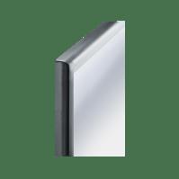 ROVAL Inter-Lok Stainless Steel Framed Mirrors  Plate ...