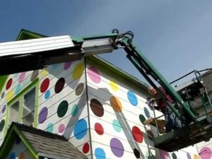 Polka Dot House. opinion..  North Dakota Republican Party corrupt denounced –