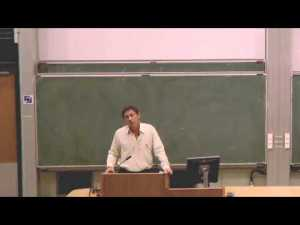 SPS Seminar Series – The Precariat – The New Dangerous Class, Professor Guy Standing
